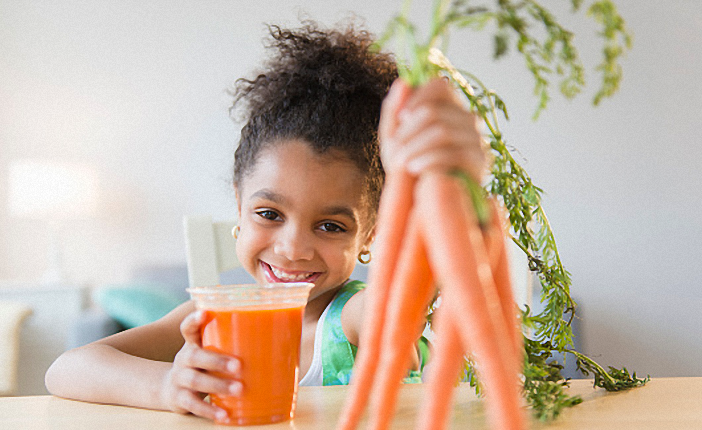 Trẻ biếng ăn sau bệnh cần các loại thực phẩm tăng cường miễn dịch
