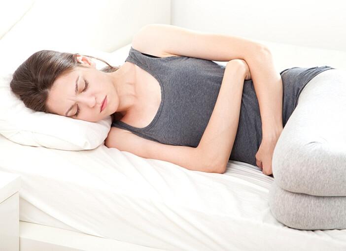 Đau bụng dưới khi mang thai tháng đầu, mẹ bầu không nên chủ quan
