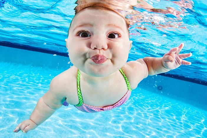 Dạy bơi cho trẻ em mang lại rất nhiều lợi ích