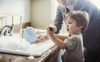 Học cách dạy con làm việc nhà như thế nào?