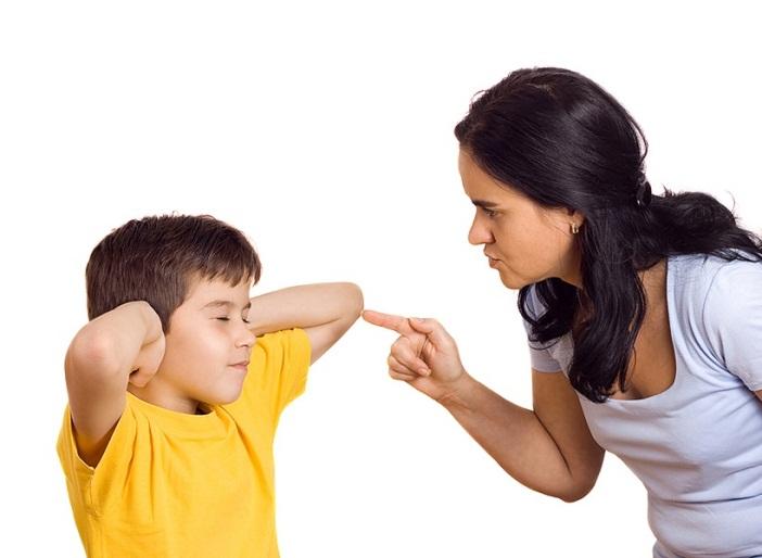 Ba mẹ hãy dạy con ngoan đúng cách