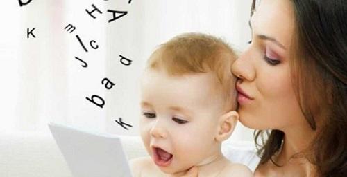 dạy con tập nói