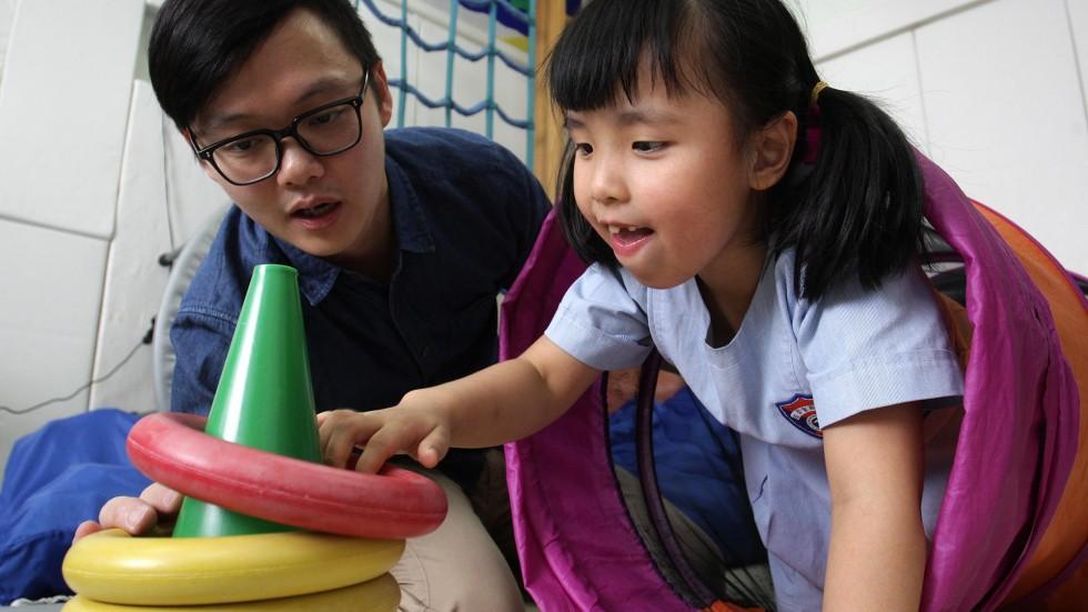 Gia đình là môi trường tốt nhất dạy trẻ tự kỷ