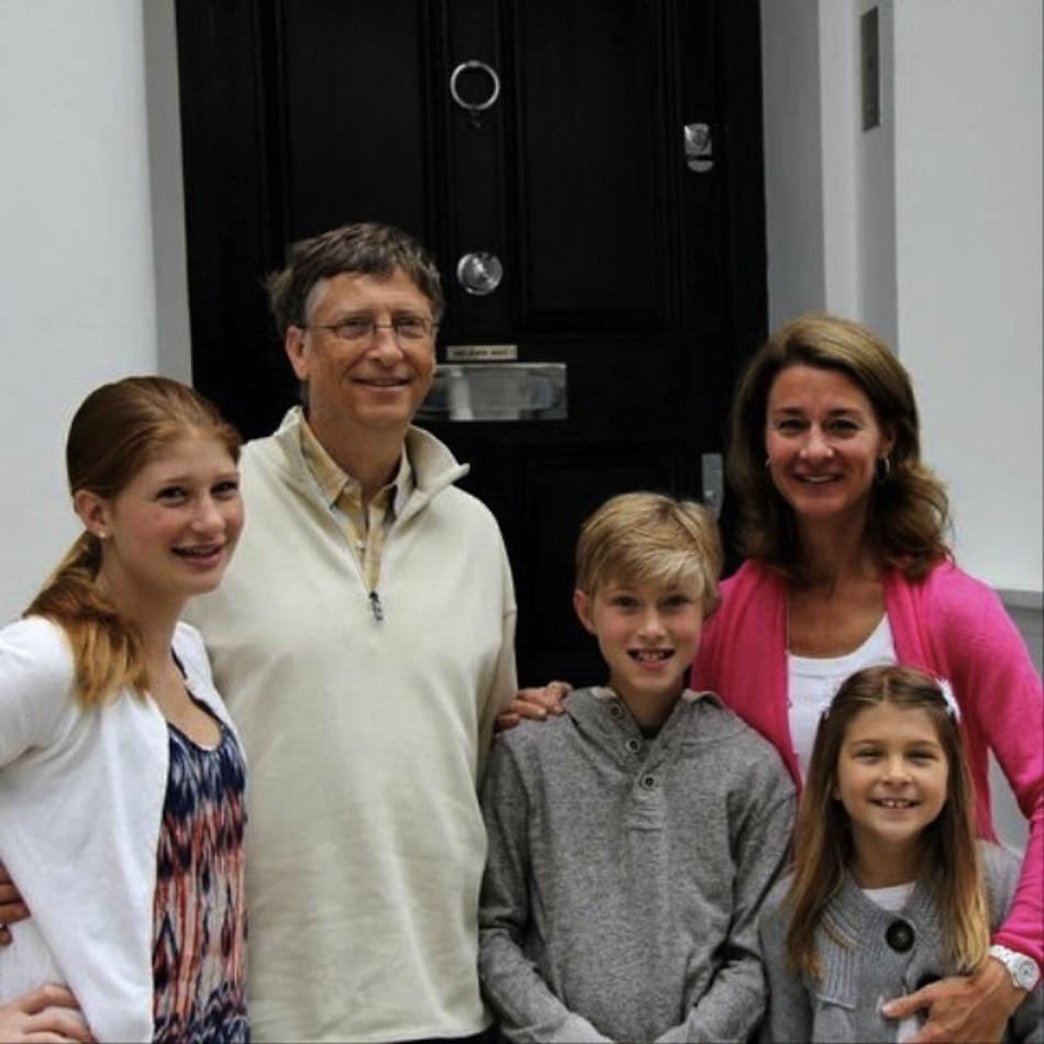 Cách tỷ phú Bill Gates dạy con - Nguồn cảm hứng dạy con cho cha mẹ trên toàn thế giới