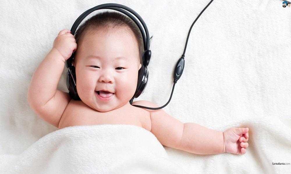 Cách dạy trẻ sơ sinh thông minh âm nhạc