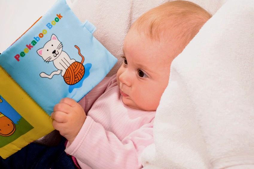 Cách dạy trẻ sơ sinh thông minh thị giác
