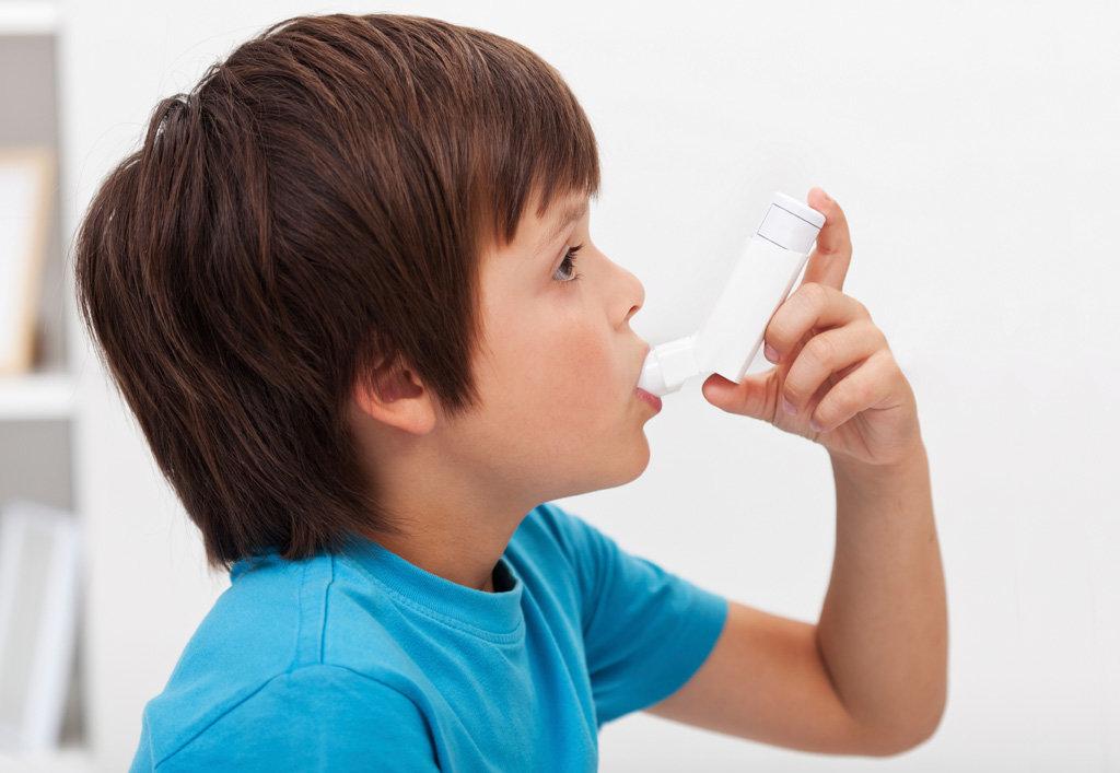 Bệnh suyễn ở trẻ em