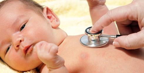 bệnh viêm phổi ở trẻ em và cách điều trị