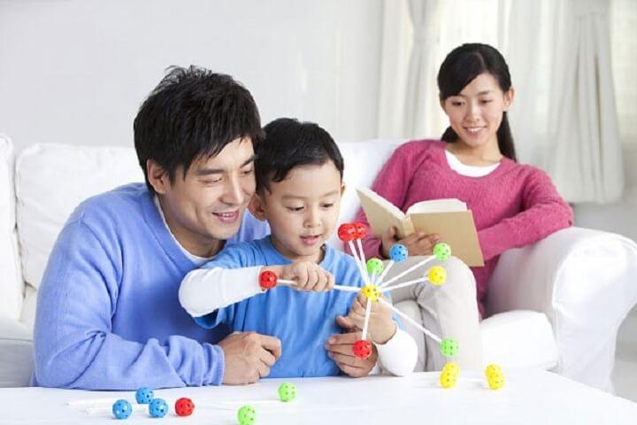 Học cách nuôi dạy con ngoan giỏi
