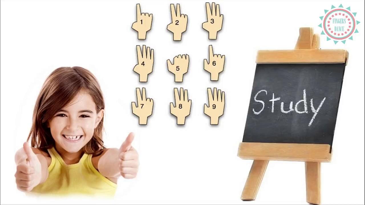 Đã có phương pháp Finger Math giúp bé mỗi ngày