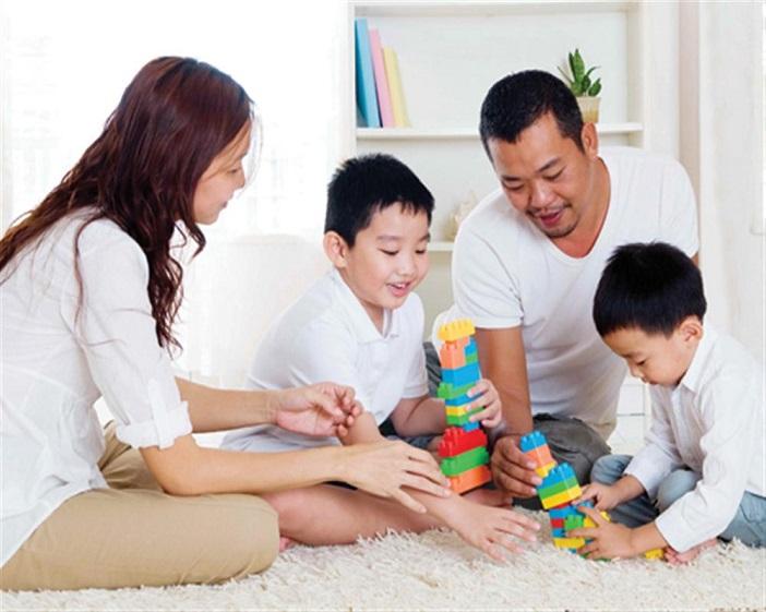 Phương pháp nuôi dạy trẻ của Việt Nam