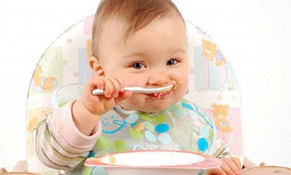 Nhóm biếng ăn thường gặp ở trẻ