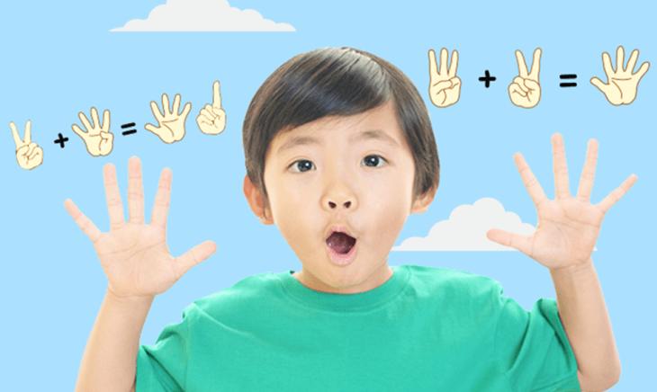 Phương pháp ngón tay FingerMath