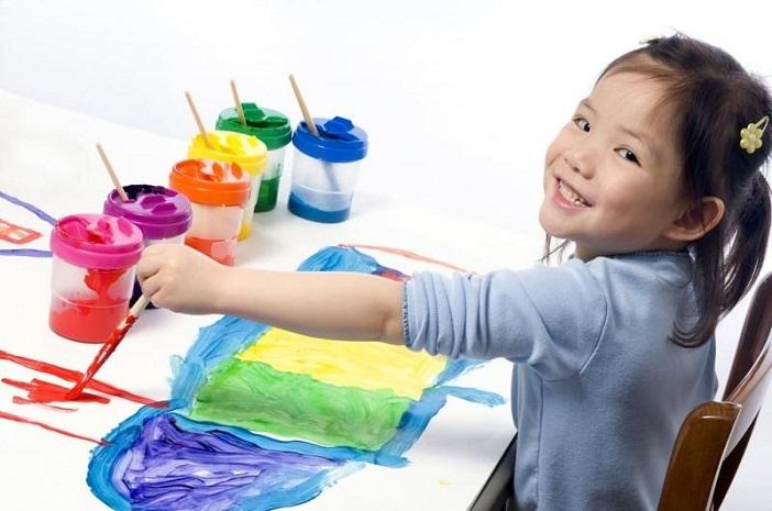 Nhiều cách phát triển tư duy cho trẻ