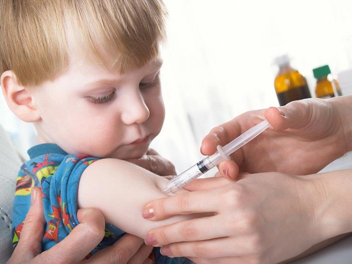 Các bệnh thường gặp ở trẻ đều có vaccine để phòng tránh