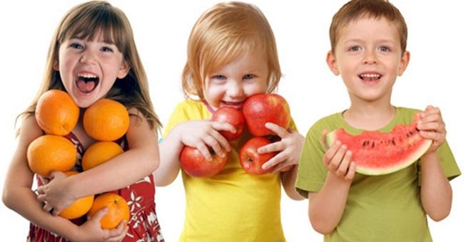 Phòng ngừa táo bón đúng cách cho trẻ