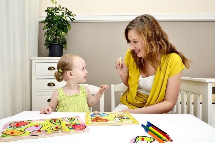 Phương pháp dạy con đánh vần hiệu quả