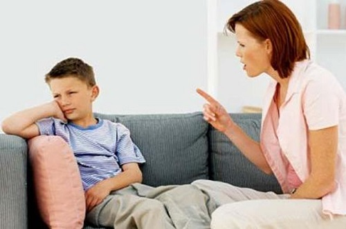 Thói xấu của trẻ cần được bố mẹ chỉnh đốn ngay