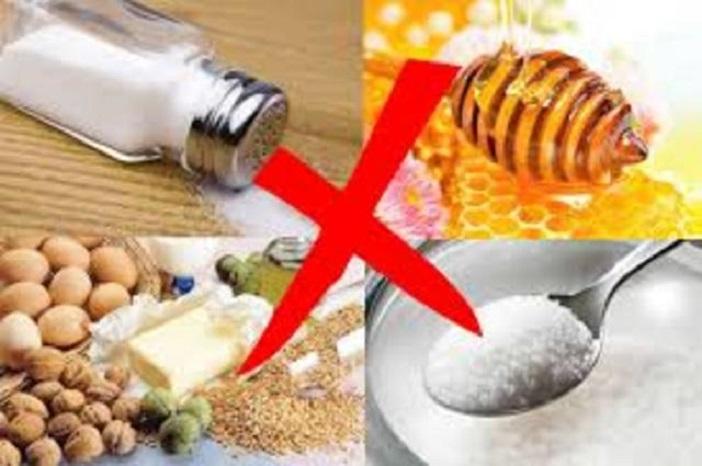 Thực phẩm cấm kị tuyệt đối với trẻ dưới 1 tuổi
