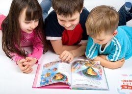 Tranh học tiếng anh cho bé có lợi ích gì? Một số mẫu tranh học tiếng anh cho bé