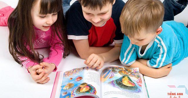 Điểm danh ngay những cuốn sách tiếng anh cho bé 3 tuổi hay nhất hiện nay