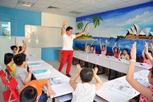 Lưu ý khi chọn trung tâm học tiếng Anh cho trẻ em