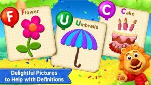 Phần mềm dạy tiếng Anh cho trẻ mẫu giáo