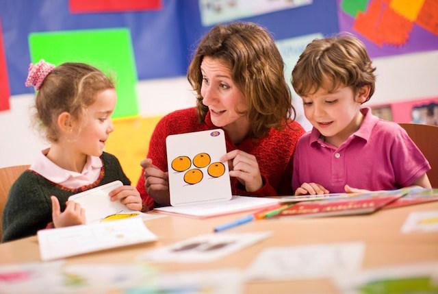 Dạy tiếng Anh cho trẻ 3 tuổi bắt đầu như thé nào
