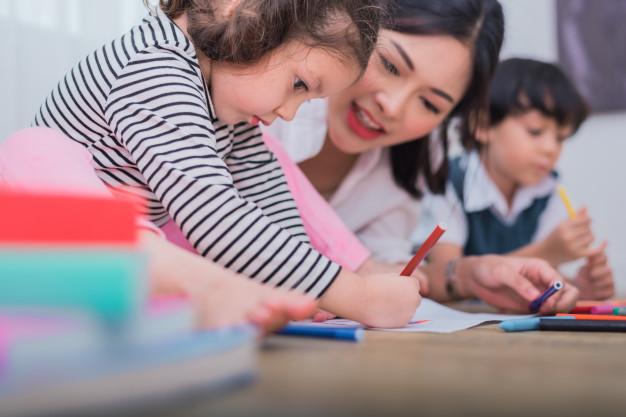 Phương pháp dạy tiếng Anh dành cho trẻ em 2 tuổi