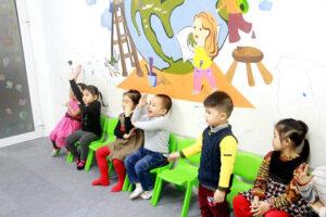 Trung tâm học tiếng Anh cho trẻ em