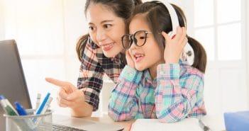 Phần mềm học tiếng Anh cho trẻ em lớp 1