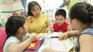 Lưu ý gì khi chọn trung tâm học tiếng Anh cho trẻ em