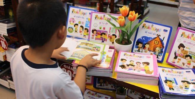 Tổng hợp những tài liệu học tiếng Anh cho trẻ em không thể bỏ qua