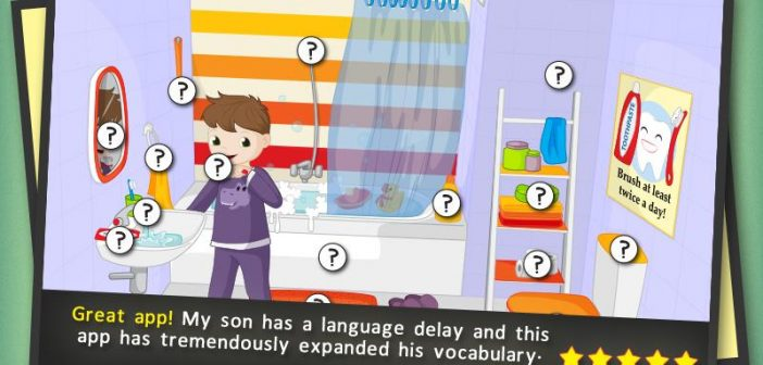 Ứng dụng học tiếng Anh cho trẻ trên android