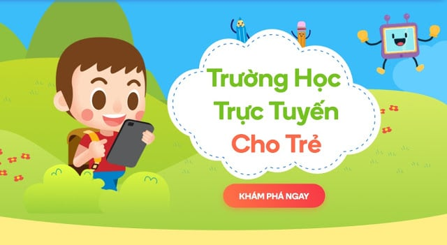 Những website học tiếng Anh miễn phí cho trẻ em hay nhất