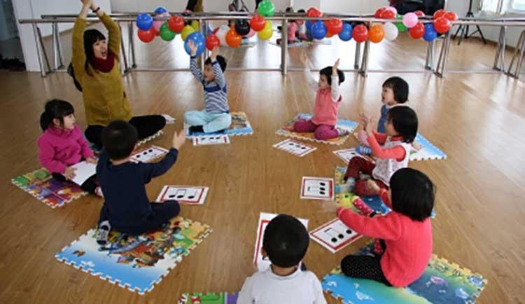 Phương pháp giúp dạy học tiếng Anh cho trẻ mẫu giáo