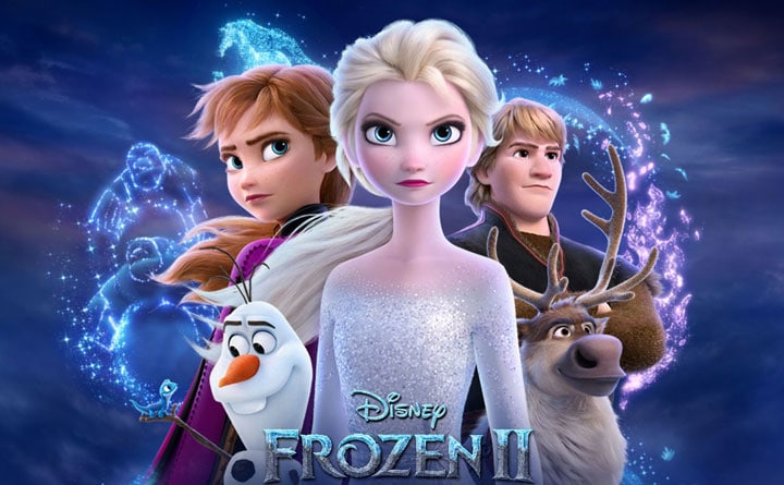 phim hoạt hình frozen