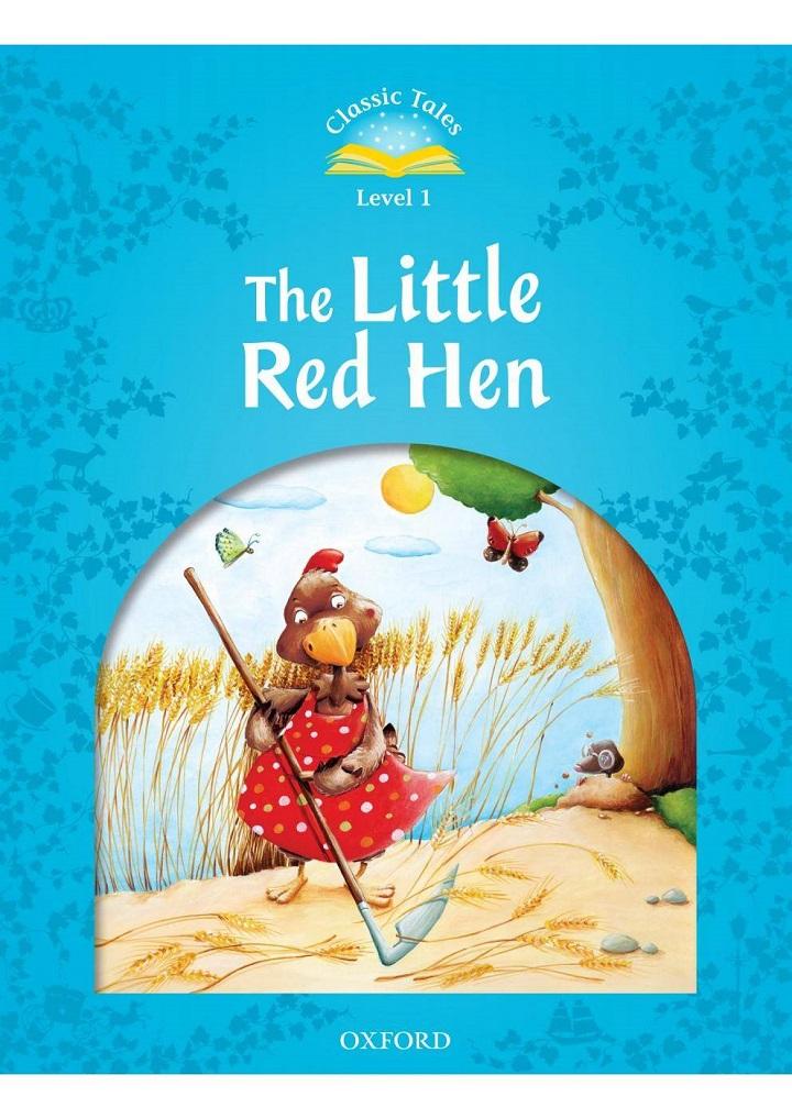 Bản tiếng việt the little red hen