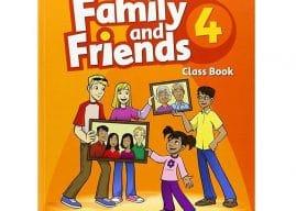 [Tài Liệu] Sách family & friends cho bé học tiếng anh