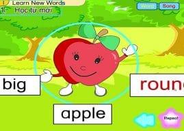 Review phần mềm học tiếng anh Learning box cho trẻ em