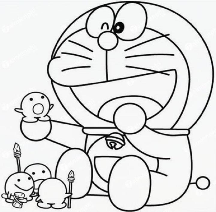 Hình cho bé tô màu 6