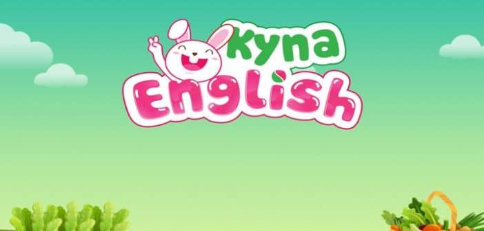 kyna app english