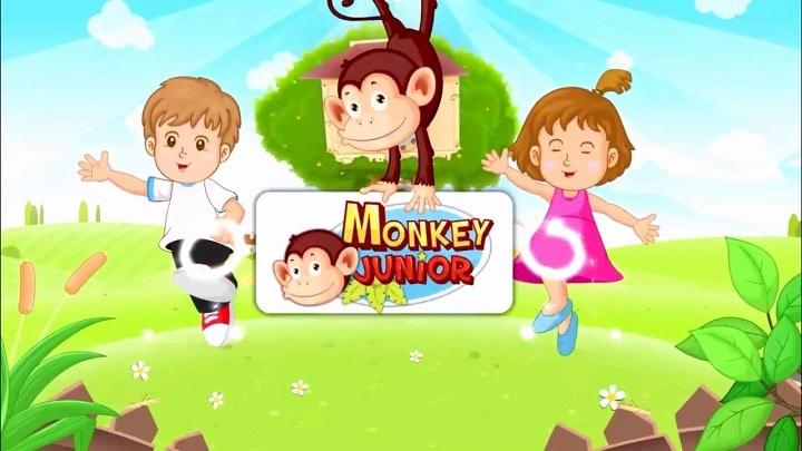Tiếng anh lớp 3 Monkey junior