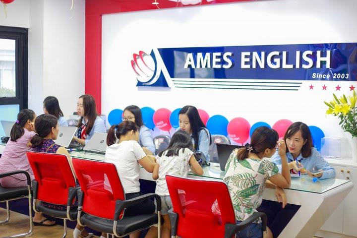 học anh ngữ tại ames