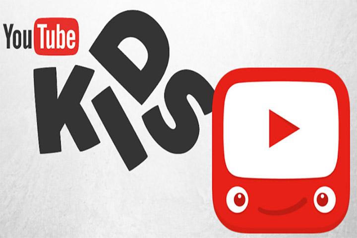 kênh youtube dành cho trẻ em