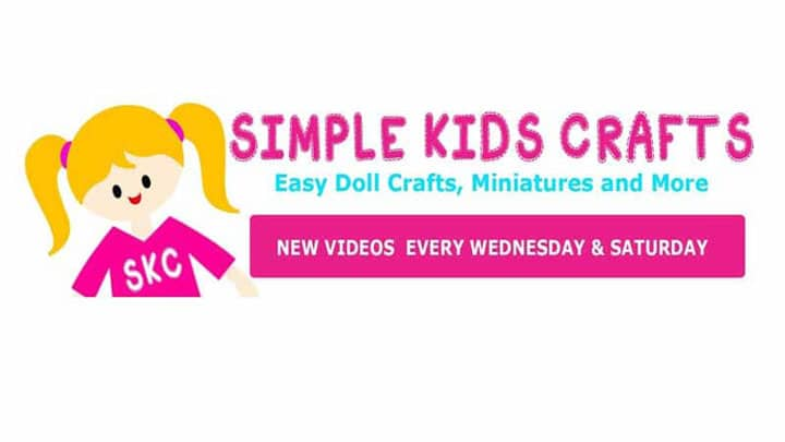 kenh youtube simple kids crafts