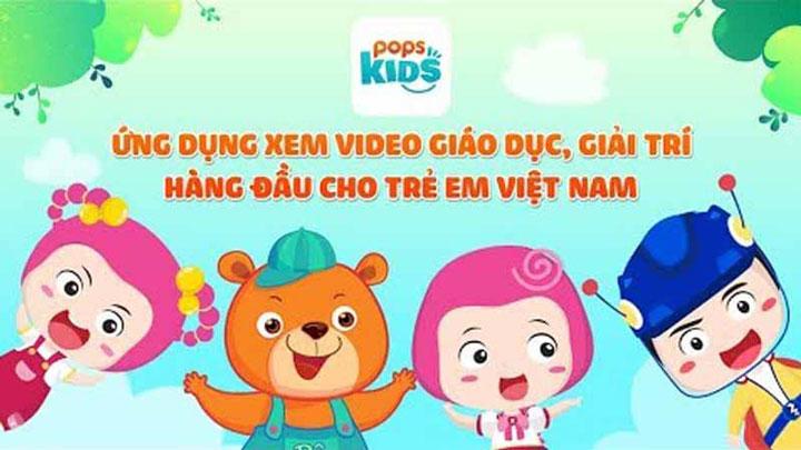 kenh youtube tre em pops kids