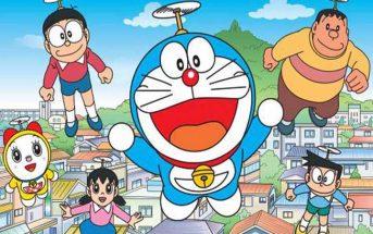 phim hoạt hình doremon