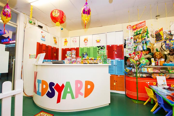 review khu vui chơi trẻ em kidsyard