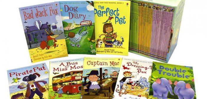 TOP 8 sách tiếng anh cho bé 3 tuổi nên biết